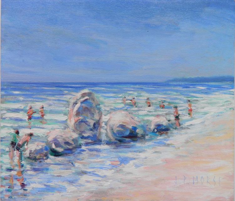 Jaime Morse oil