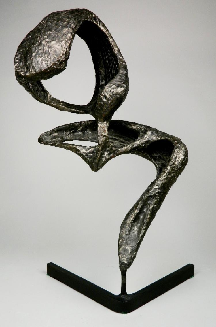 William Plunkett bronze sculpture