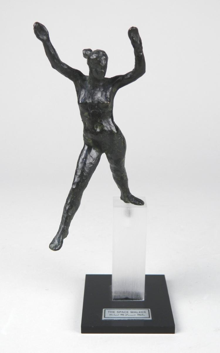 Richard McDermott Miller bronze sculpture
