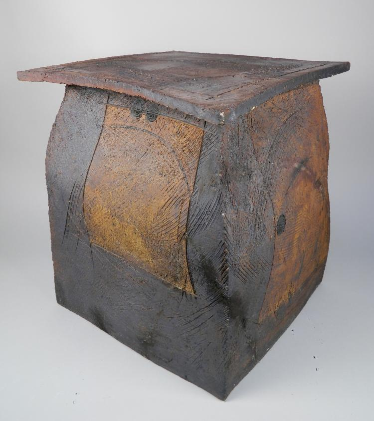 George Roby ceramic sculpture