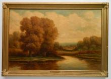 Howard Atkinson oil