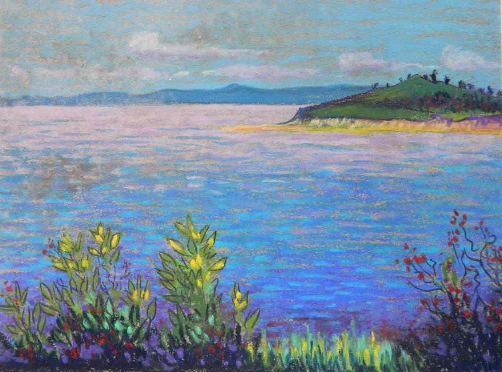 Elizabeth Colwell pastel