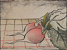 Luigi Rist woodcut