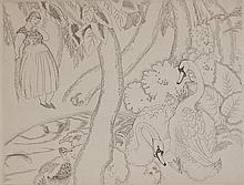 Thomas Hardforth etching
