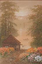 G. Yokouchi watercolor