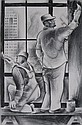 Russell Limbach lithograph, Russell Limbach, Click for value