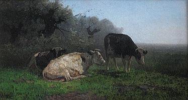 Hendrikus A. Van Ingen oil