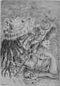 Pierre A. Renoir etching, Pierre Renoir, Click for value