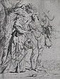 Johannes Thomas etching, Jan Thomas, Click for value