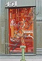 Tom Blackwell silkscreen, Tom Blackwell, Click for value