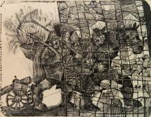 Stefan Suberlak lithograph