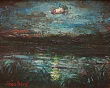 Harry Shoulberg oil