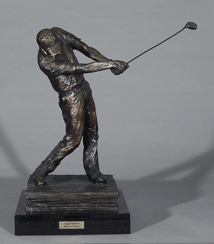 Laran Ghiglieri bronze sculpture