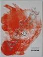 Claude Garache, 2 issues of Derriere Le Miroir,, Claude Garache, Click for value