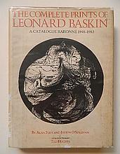Fern & O'Sullivan- The Complete Prints of Baskin