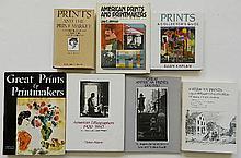 7 Books on prints and printmakers
