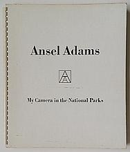 Ansel Adams- My Camera in the National Parks