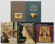 5 Books on Art