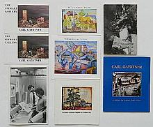 8 Publications on C. Gaertner and Wm. Sommer