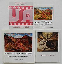4 Publications on Alexandre Hogue