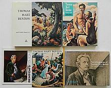 4 Books on Thomas Hart Benton
