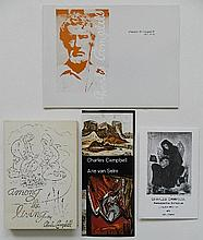 4 Publications on or by Charles Campbell