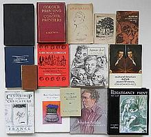15 Books on various art subjects, etc.