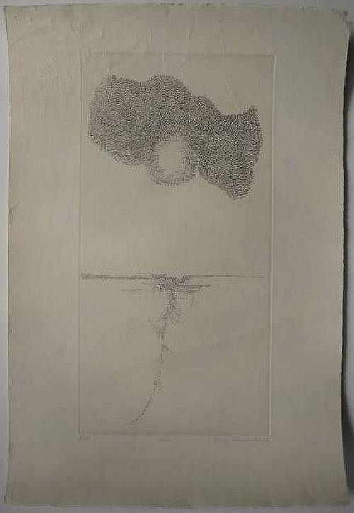 Gregory Masurovsky- ''Plume de la Mer''; ''Nuie''-