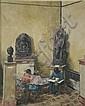 Grant Reynard (American 1887-1968)- ''Saturday, Grant Tyson Reynard, Click for value