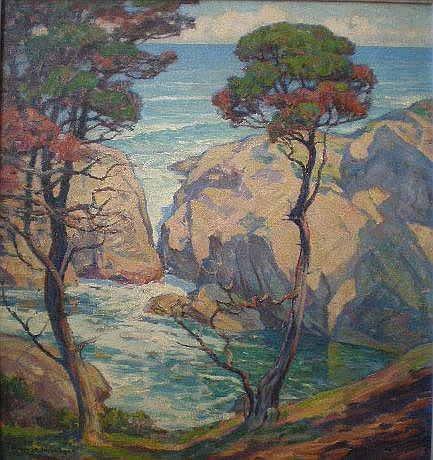 William J. Edmondson (American 1868-1966)- ''In