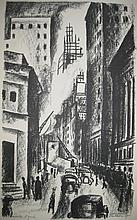 Adrian Lubbers lithograph