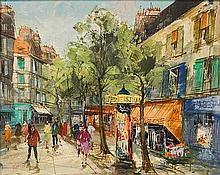 Antoine Blanchard oil