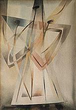 Hans Jaenisch watercolor