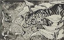 Orovida Camille Pissarro etching and aquatint