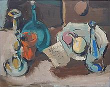 Leonard Maurer oil