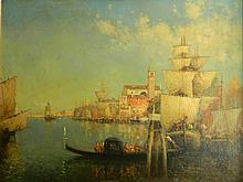 Nicholas Briganti oil