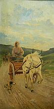 Oscar Ghiglia oil
