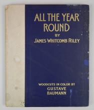 J. W. Riley- All The Year Round