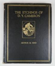 Hind- Etchings of D. Y. Cameron
