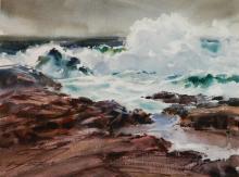 Don Stone watercolor