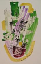 Konrad Cramer watercolor