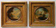 18/19th c. Dutch School 2 oils