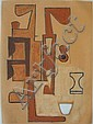 Storey, David (American 1948-) Untitled (Monotype, David Storey, Click for value