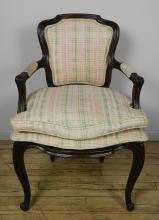 18th c. French style Bergere chair