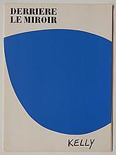 Ellsworth Kelly- Derriere Le Miroir