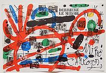 1965 Miro Derriere le Miroir, no.151-152 Book