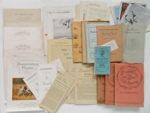 The Sporting Library of Franklin Floyd and Art Books