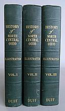 Wm. Duff- History of North Central Ohio