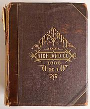 Graham- History of Richland County, Ohio