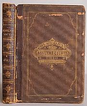 Hill- 1809 History of Ashland County Ohio